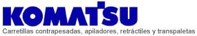 Carretillas elevadoras y Equipos de almacén nuevos y de ocasion KOMATSU