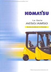 Portada_Carretillas_electricas_AE50_AM50_KOMATSU